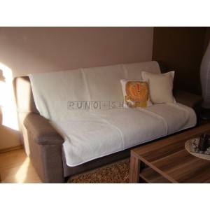 Prehoz na gauč OVCI ROUNO 155 x 200 cm