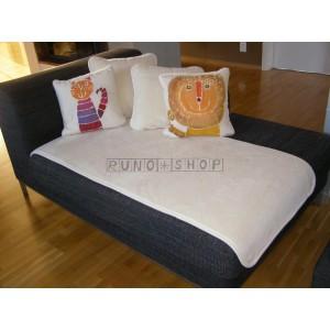 Gaučová suprava na gauč a 2 kreslá VELVET