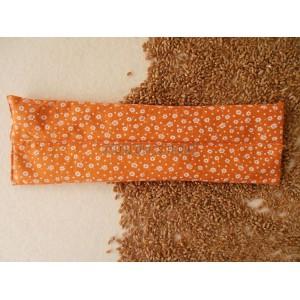 Teplý vankúšik ohrievaci  z obilia Oranzovy