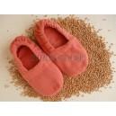 Ohrievacie papuče do mikrovlnky