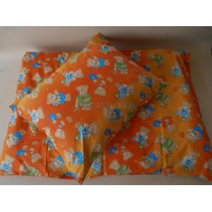 Detské obliečky bavlnené 140 x 200 / 70 x 90 cm LUX